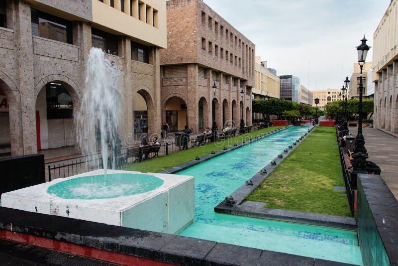 Guadalajara, México imagenes de archivo