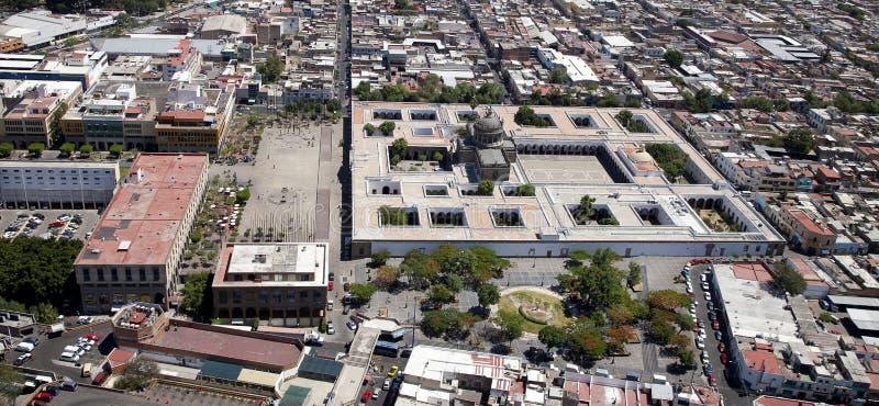 Guadalajara miasto obrazy royalty free