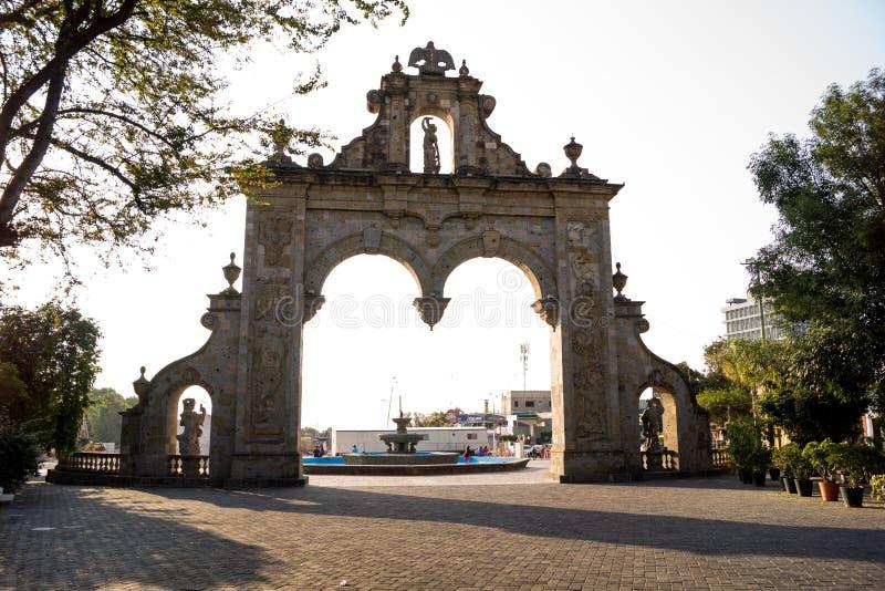 Guadalajara Zapopan Arcos Arq Jalisco México fotos de stock
