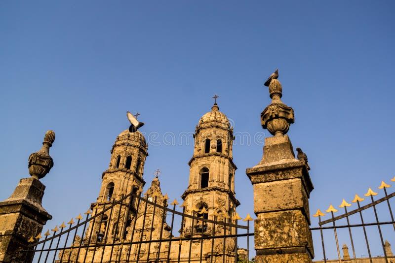 Guadalajara Zapopan San Pedro Jalisco Meksyk obrazy stock