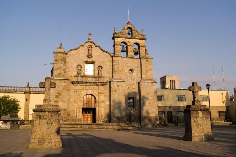 Guadalajara Zapopan San Pedro Jalisco Mexico fotografie stock libere da diritti