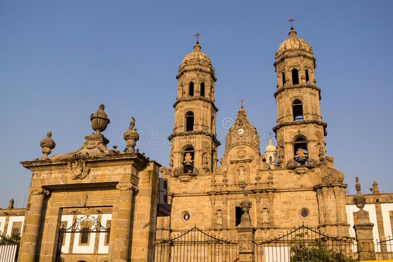 Guadalajara Zapopan San Pedro Jalisco Mexiko lizenzfreies stockfoto