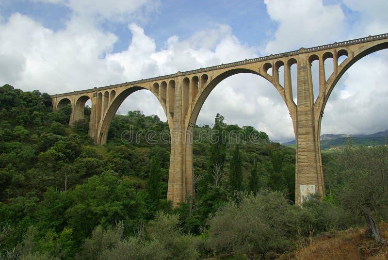 Guadalupe桥梁 免版税图库摄影