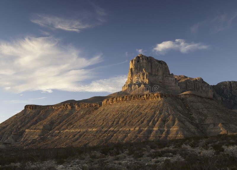 guadalupe gór park narodowy zdjęcia stock