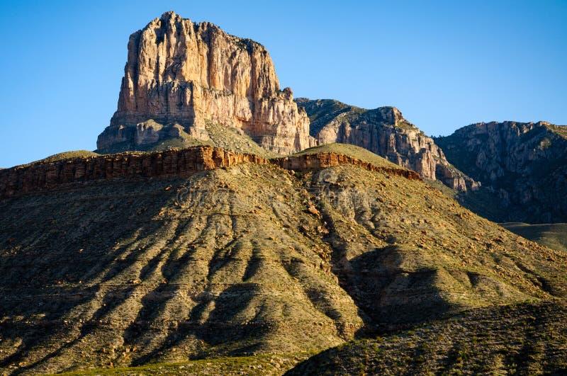guadalupe gór park narodowy zdjęcie stock