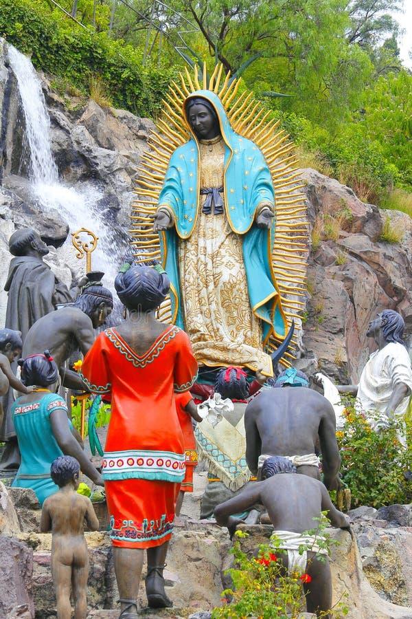 Guadalupe IV стоковые фото