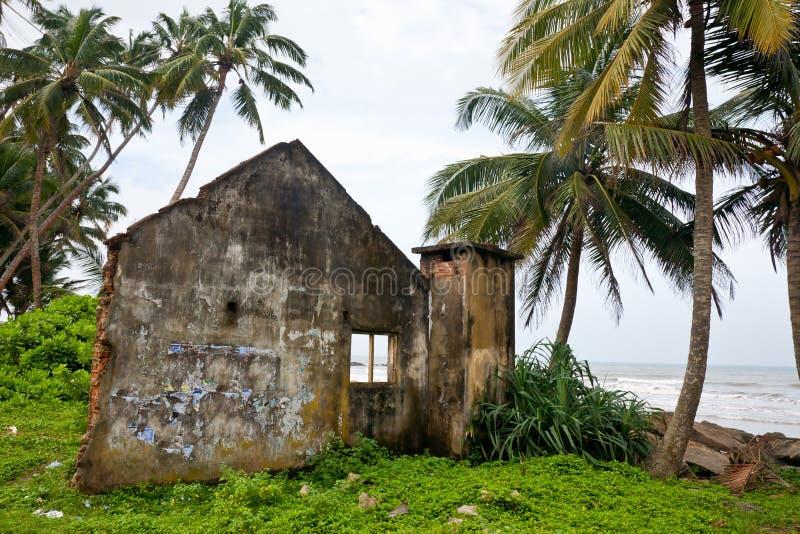 Guaime dei tsunami fotografia stock