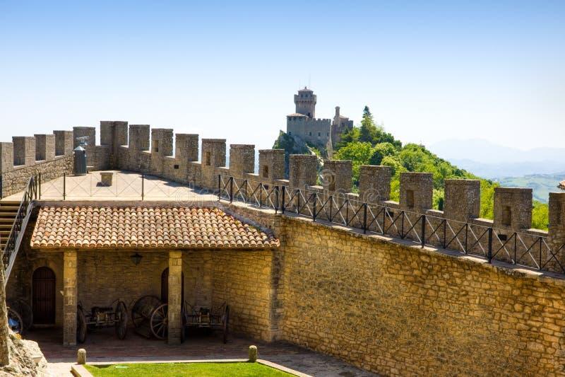 Download Guaita Caste In San Marino Royalty Free Stock Images - Image: 10628739