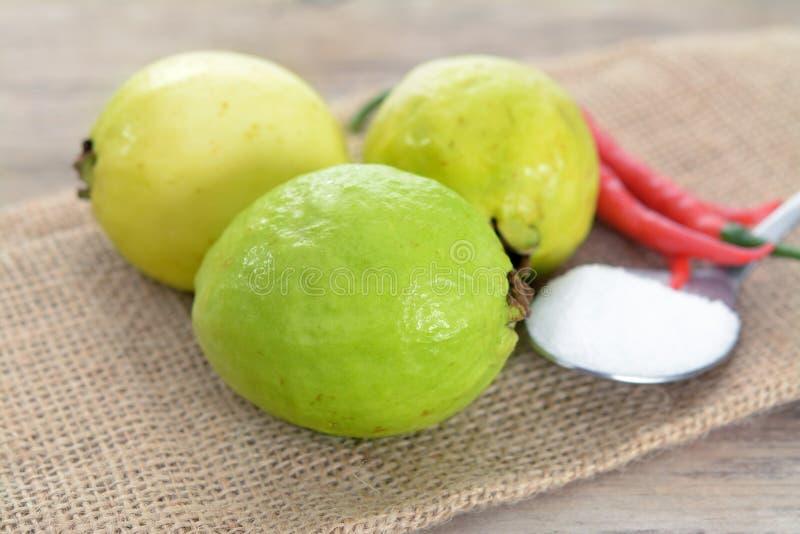 Guajava-Frucht lizenzfreie stockfotos