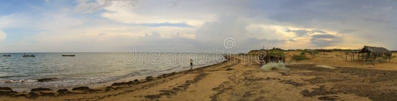 Guajira półwysep, Zulia, Wenezuela fotografia stock