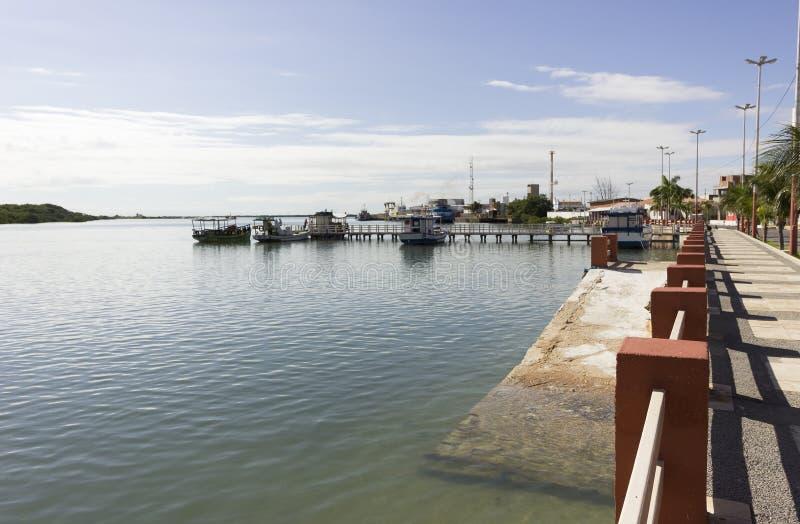 Guamare, RN, Brazilië royalty-vrije stock afbeeldingen