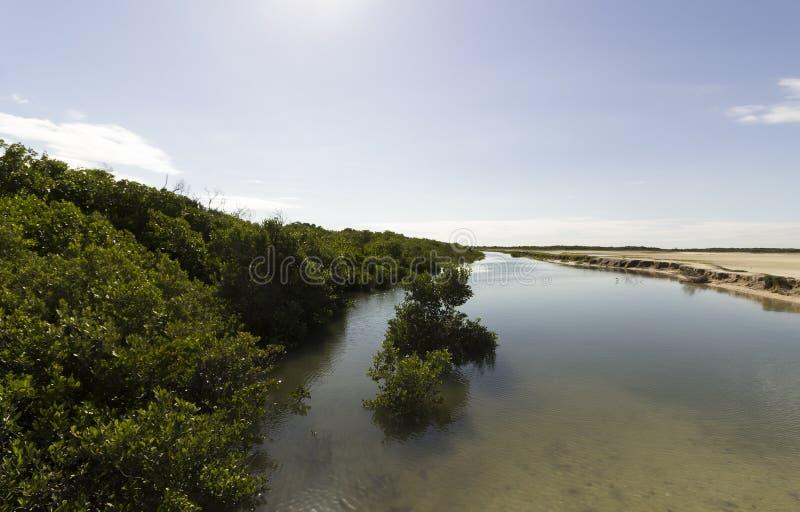 Guamare, RN, Brazilië stock fotografie