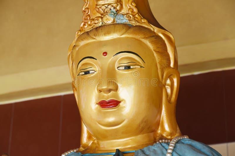 Guan yin Statue lizenzfreie stockfotos