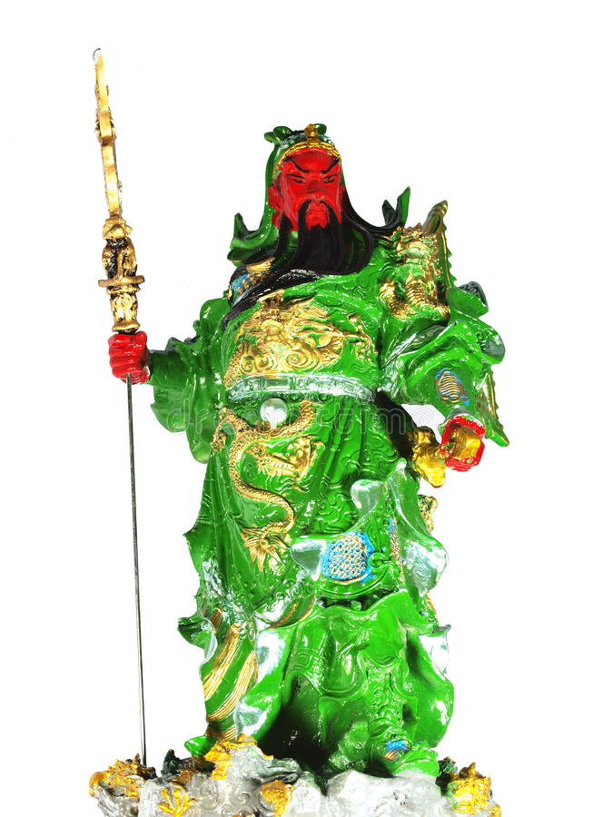 Download Guan Yu stock photo. Image of color, chang, antique, chinese - 18111188