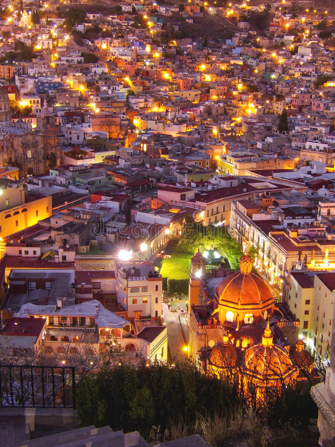 Guanaguato, México fotografía de archivo libre de regalías