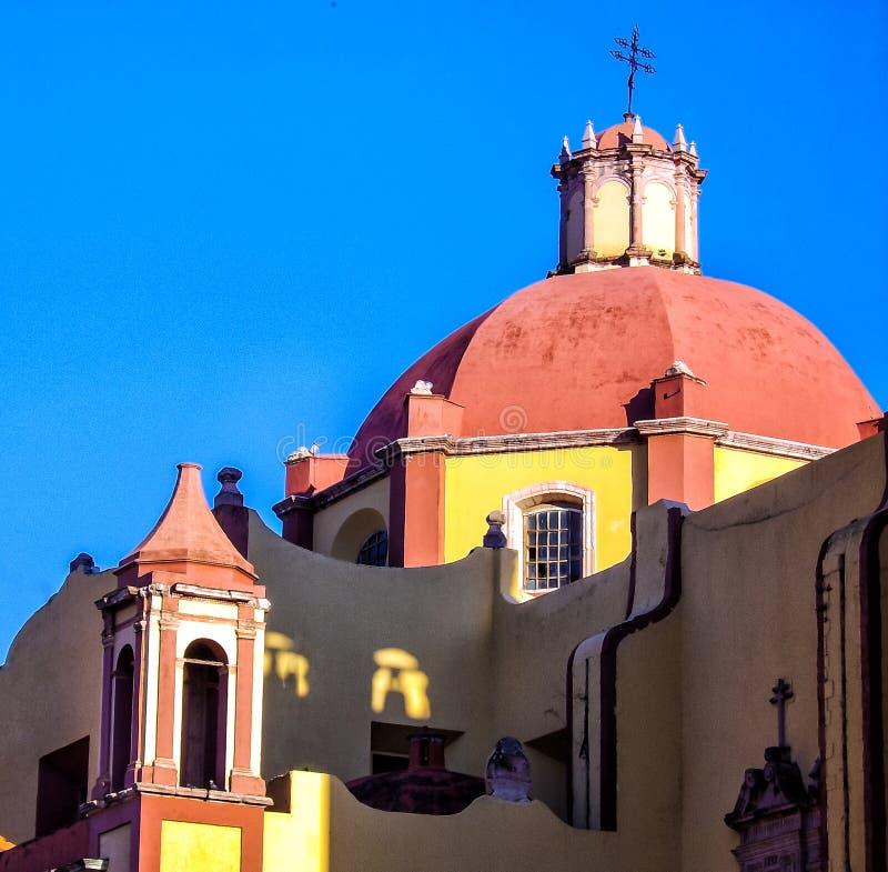 Guanaguato, México imagens de stock royalty free