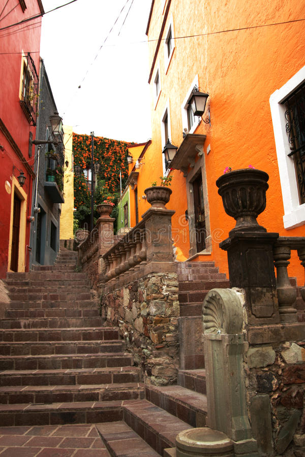 Guanajuato royalty free stock images