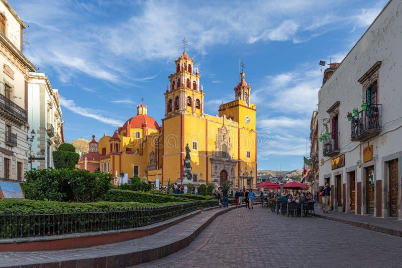 Guanajuato stock photo