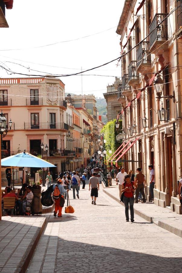 Guanajuato Meksyk turystyka zdjęcie royalty free
