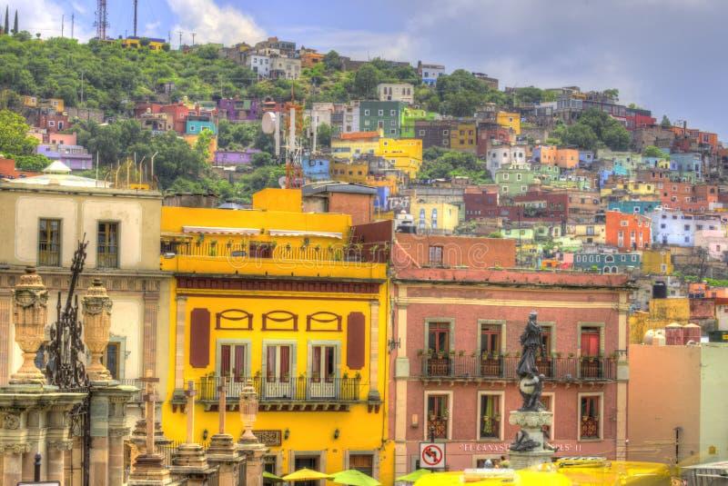Guanajuato, Mexico royalty-vrije stock foto