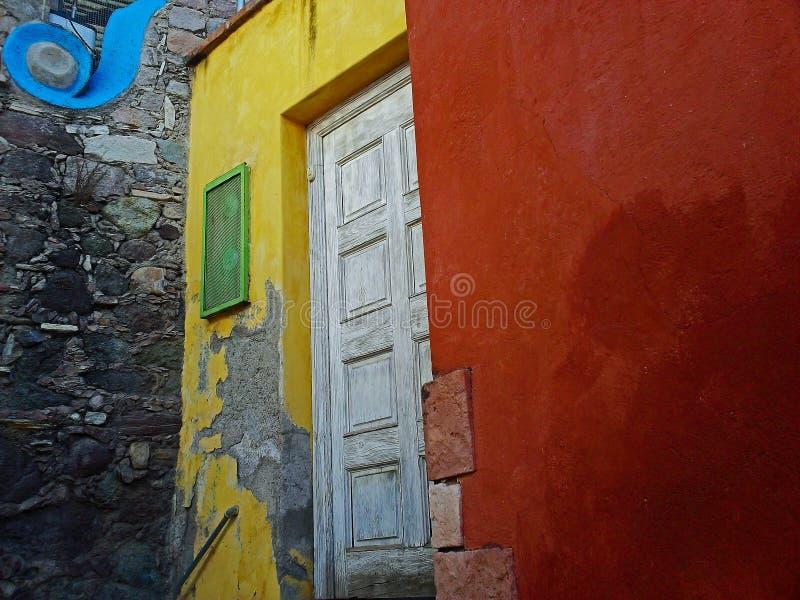 guanajuato mexico fotografering för bildbyråer