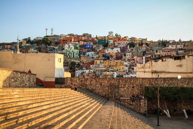 Guanajuato, Mexico royalty free stock photos