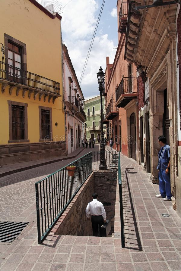 Guanajuato Mexico stock photography