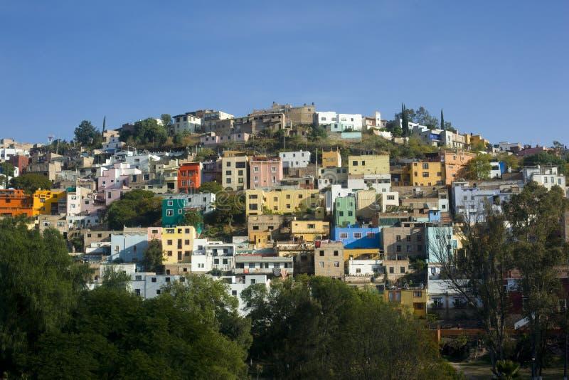 Guanajuato Mexiko stockfoto