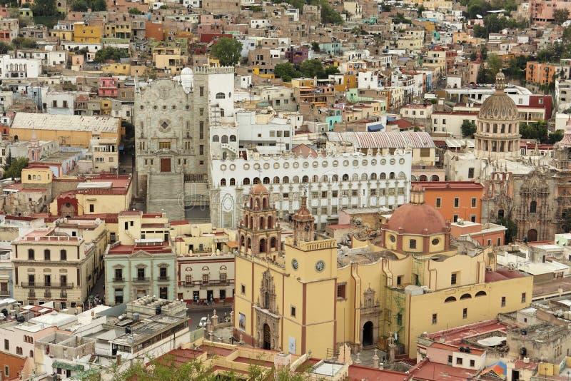 Guanajuato Mexiko stockbilder