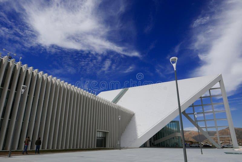 Guanajuato, Mexiko 11. Januar 2017: Guanajuato-Regierungs-Haus stockfotos