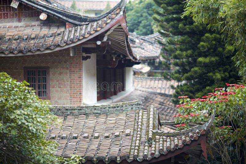 Guanghua Temple immagine stock