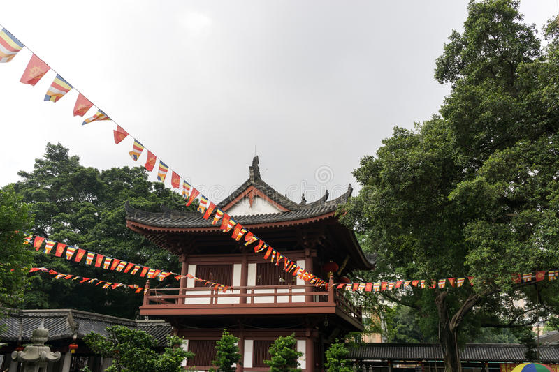 Guangxiao temple stock photography