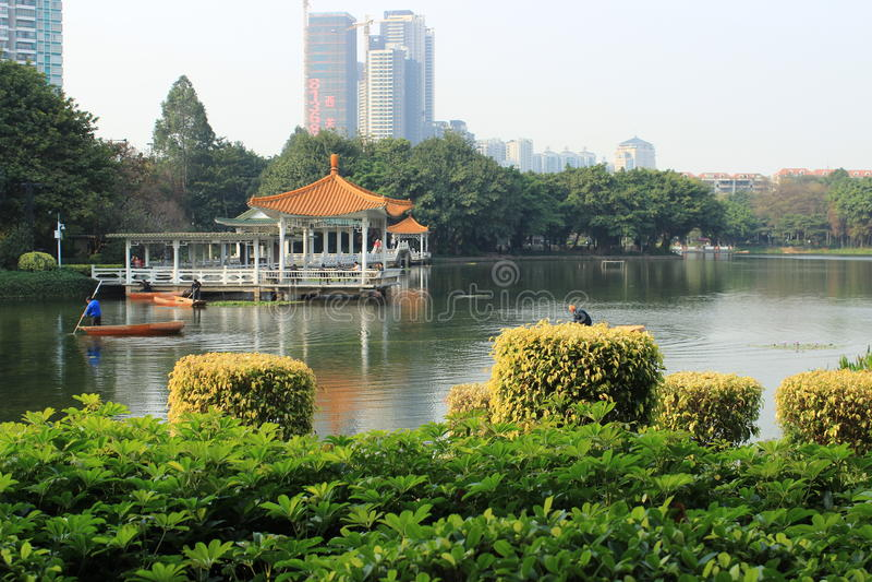 Guangzhou, Ð-¡ hina lizenzfreies stockbild