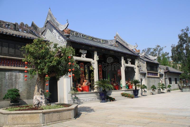guangzhou fotografia stock libera da diritti