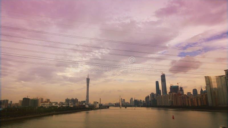 guangzhou images stock