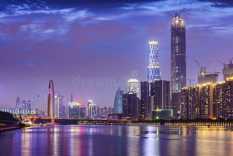 Guangzhou, China fotografía de archivo
