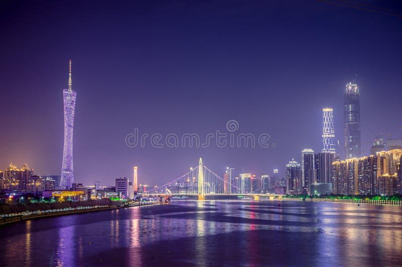 Guangzhou, China fotos de archivo