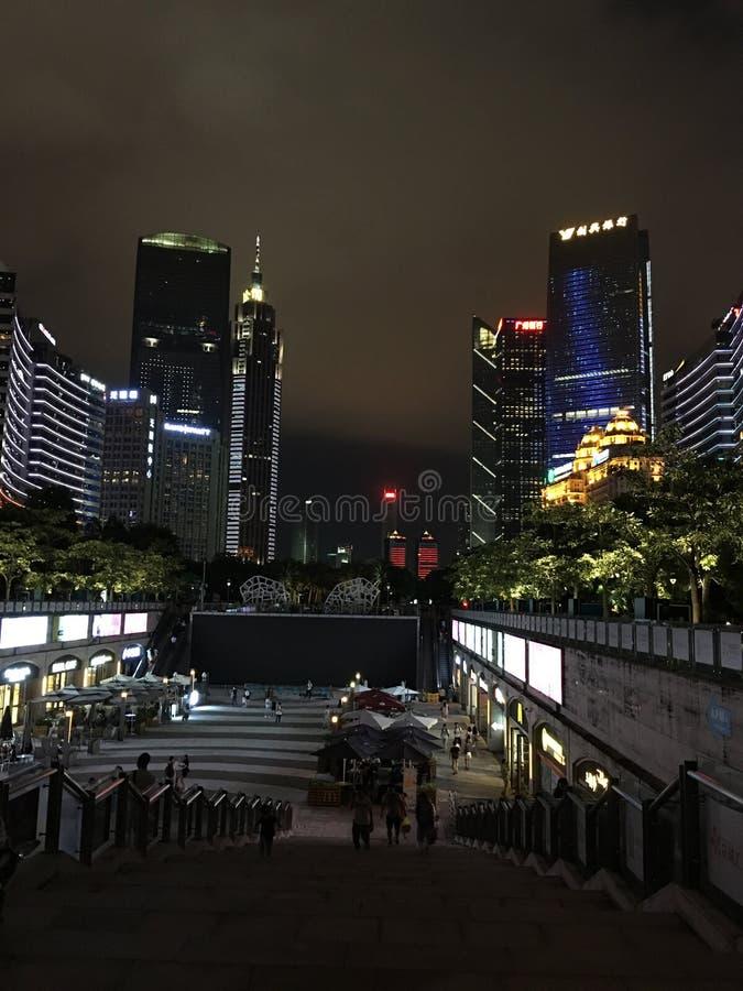 Guangzhou China imagen de archivo