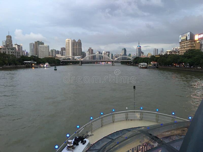 Guangzhou China imagenes de archivo
