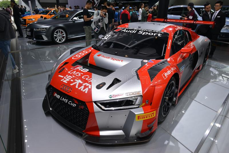 Marvelous Download Audi R8 LMS Race Car Editorial Photo. Image Of Speed   104174841