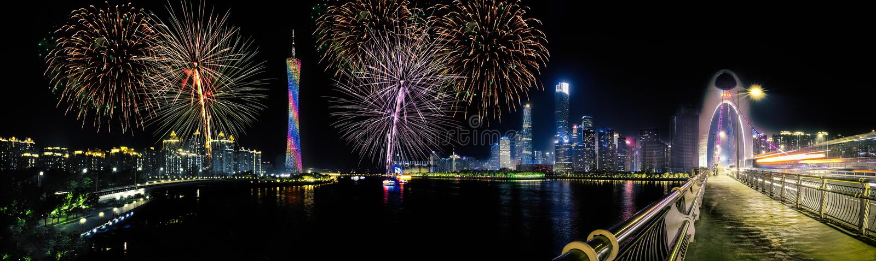 Guangzhou, Chine photo libre de droits