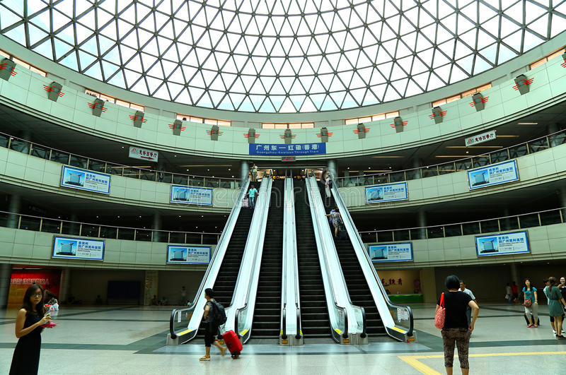 Download Guangzhou East Metro Station Editorial Stock Photo - Image: 32719678