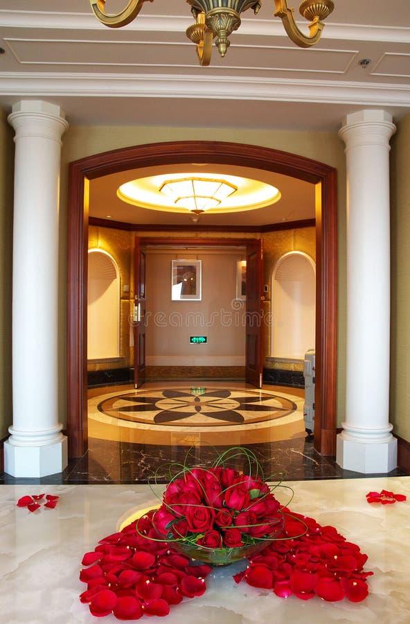 guangzhou hotelllyx royaltyfri fotografi