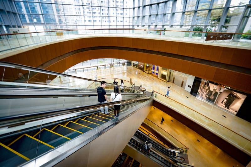 guangzhou interial architekt fotografia royalty free