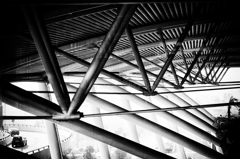 Guangzhou south station royalty free stock photography
