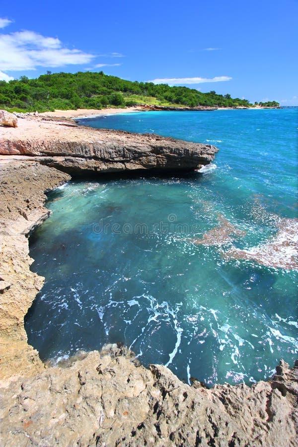 guanica puerto rezerwy rico zdjęcie royalty free