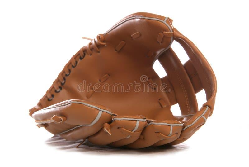 Guante de béisbol imagen de archivo libre de regalías