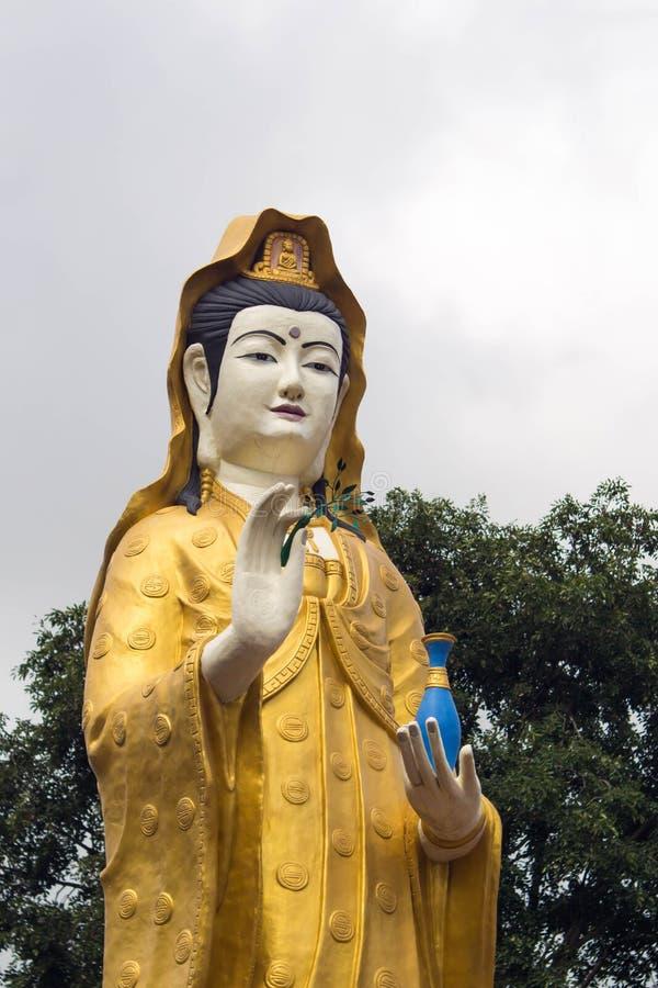 Guanyin image stock