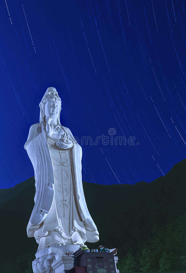 Free Guanyin And Xingtan Stock Photo - 89649430