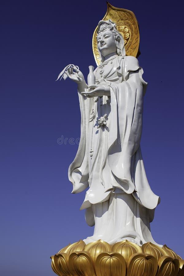 Free Guanyin Bodhisattva Stock Photo - 33859370